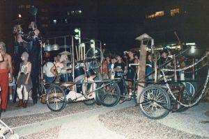 משה חנוכה- עבודת בימוי ראשונה-פולחן האש02 1991