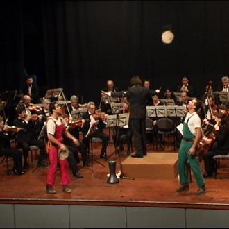 Concert קונצרט של צ'ארלי 01