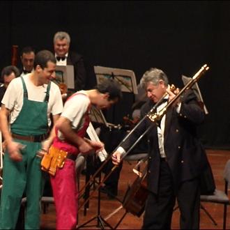 Concert קונצרט של צ'ארלי 03