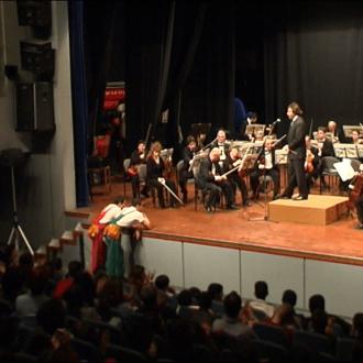Concert קונצרט של צ'ארלי 05
