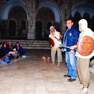 Jewish history מופע היסטורי 05