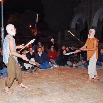 Jewish history מופע היסטורי 09