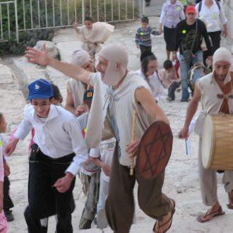 Jewish history מופע היסטורי 11