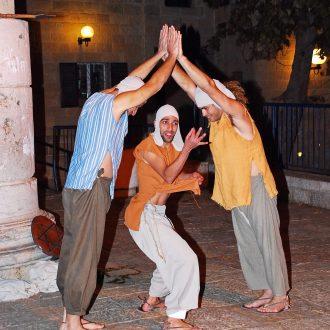 Jewish history מופע היסטורי 13