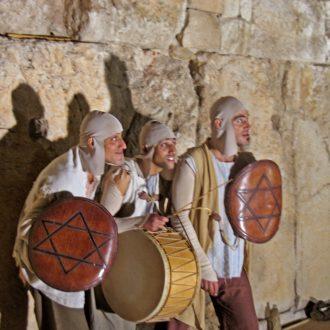 Jewish history מופע היסטורי 14