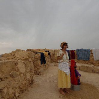 Masada נגיעות במצדה 11