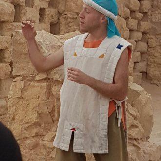 Masada נגיעות במצדה 13