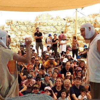 Masada Live-Asphalt theater 02