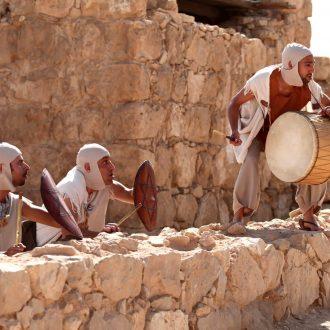 Masada Live-Asphalt theater 210