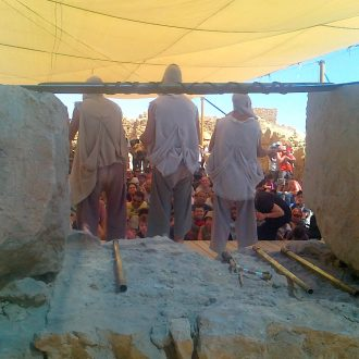 Masada Live-Asphalt theater 30